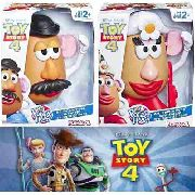Sr E Sra Cabeça De Batata- Mr. Potato Head Toy Story 4 E3069 - Hasbro