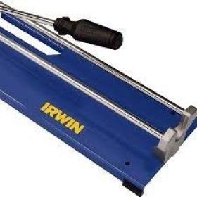 Riscadeira Cortador De Pisos E Azulejo Irwin Serie 300 90 Cm