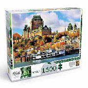 Puzzle Grow 1500 Peças Quebec - Quebra Cabeça