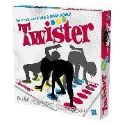 Jogo Twister Refresh 98831 Hasbro Original