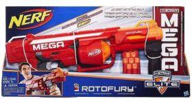 Lançador Nerf Rotofury B1269 - Hasbro