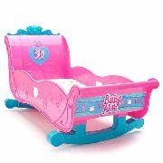 Bercinho Para Baby Alive Licenciado Hasbro Original