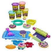 Play Doh Biscoitos Divertidos Play Set - Hasbro B0307