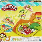 Play Doh Festa Da Pizza Kitchen Creations - Hasbro B1856