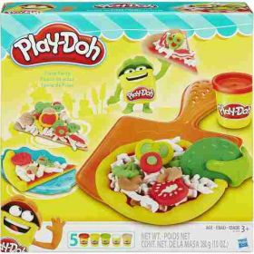 Play Doh Festa Da Pizza Kitchen Creations - Hasbro B1856