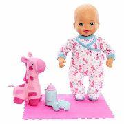 Boneca Little Mommy Bebe Doces Sonhos Mattel
