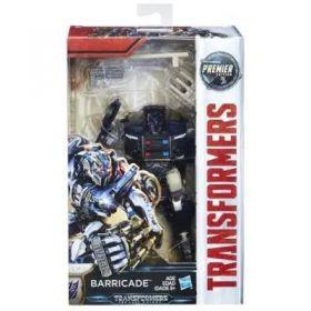 Transformers Premier Edition Barricade Filme 2017 C1321 0887