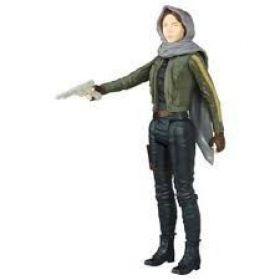 Star Wars Rogue One - Boneco Jyn Erso (jedha) - Hasbro