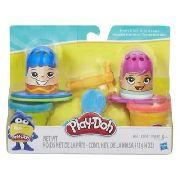 Play Doh Corte Maluco - Cortes Divertidos Hasbro Mini Potes