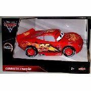 Carros 3 - Relampago Mcqueen De Fricção 22cm - Toyng 29534