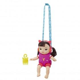 Baby Alive Littles Turma Estilosa Asiatica E6646 - Hasbro