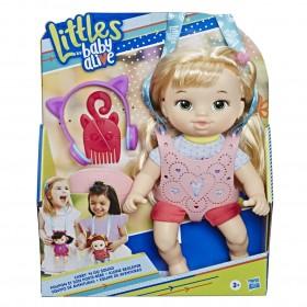 Baby Alive Littles Turma Estilosa Loira E6646 - Hasbro