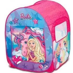 Barraca Infantil da Barbie Com 50 Bolinhas F00068 - FUN
