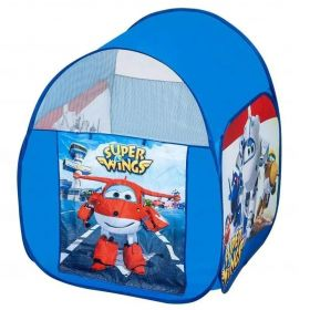 Barraca Infantil Super Wings Com 25 Bolinhas F00074 - FUN