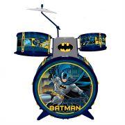 Bateria Infantil Batman Cavaleiro das Trevas 8080-4 - FUN