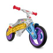 Bicicleta infantil de Equilibrio sem pedal Bike Balance com 3 ajustes de Atura ES166 - Fisher Price