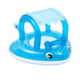 Boia Inflável Baby Bote Conforto De Luxo - Intex