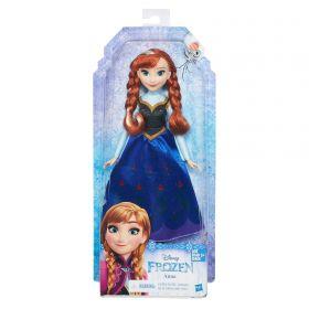 Boneca Anna E0316 Venstido Classico Frozen - Hasbro