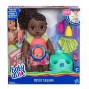 Boneca Baby Alive Primeiro Peniquinho Negra - Hasbro