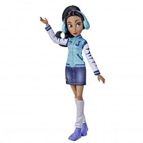 Boneca Disney Princesas Comfy Jasmine E9162 - Hasbro