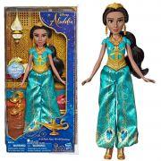 Boneca Jasmine Cantora E5442 do Filme Aladdin 2019 - Hasbro
