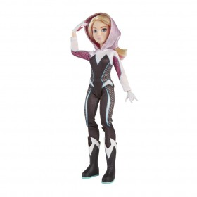 Boneca Marvel Rising 25 Cm Aranha Fantasma Secret Warriors E2719 E2701 - Hasbro