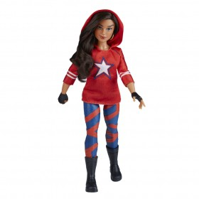 Boneca Marvel Rising 28 Cm America Chavez Secret Warriors E2715 E2700 - Hasbro