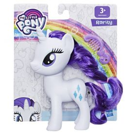 Boneca My Little Pony Rarity 15 cm E6850 / E6839 - Hasbro