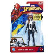 Boneca Spider Girl Homem Aranha 15 Centímetros  E1106 - Hasbro  E0808