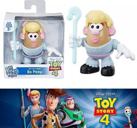 Boneco Boo Peep - Toy Story 4 - Mr Potato Head como Boo Peep E5322 - Hasbro
