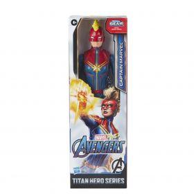 Boneco Capita Marvel Titan Hero Blast Gear E7875 - Hasbro