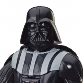 Boneco Darth Vader Star Wars 24CM Olympus E8355 - Hasbro