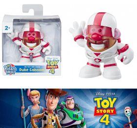 Boneco Duke Caboom - Toy Story 4 - Mr Potato Head como Duke Caboom E3095 - Hasbro