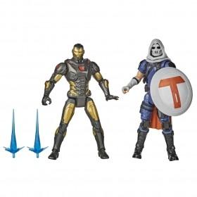 Boneco Gamer Verse Homem de Ferro e Taskmaster F0123 - Hasbro