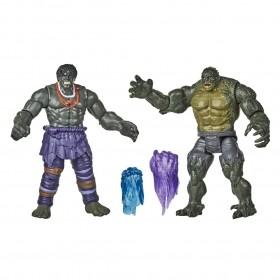 Boneco Gamer Verse Hulk e Abomination F0121 - Hasbro