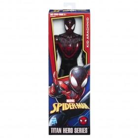 Boneco Homem Aranha Kid Arachnid Titan Hero E2346 / E2324 - Hasbro