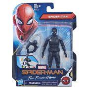 Boneco Homem Aranha Traje Furtivo com Acessorio - Homem Aranha Longe de Casa E4119 - Hasbro E3549
