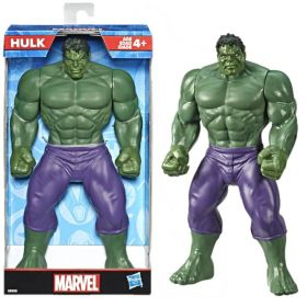 Boneco Hulk 25 Cm Action Figure Avengers Olympus E5555 - Hasbro