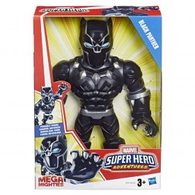 Boneco Pantera Negra Mega Mighties E4151 - Hasbro