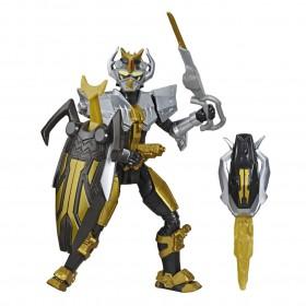 Boneco Power Rangers Ranger Robô de Aço E5899 - Hasbro