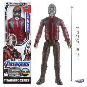 Boneco Star Lord 30 Cm Avengers Vingadores E3849 / E3308 - Hasbro