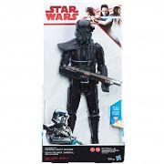 Boneco Star Wars Imperial Death Trooper Eletronico com som e Luz C1580 - Hasbro C1578