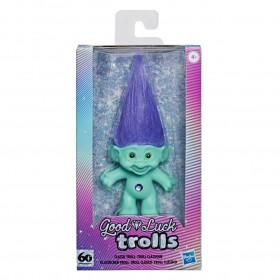 Boneco Trolls Clássico Verde Good Luck E8257 - Hasbro