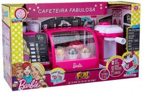 Cafeteria da Barbie - Cafeteria Fabulosa da Barbie 81699 - Fun