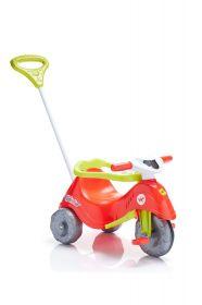 Carrinho de Passeio Infantil -Triciclo Lelecita Vermelho - Calesita
