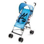 Carrinho Guarda Chuva Para Bebê de 06 Meses a 15 Quilos Azul BB507 Way Weego - Multikids
