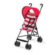 Carrinho Guarda Chuva Para Bebê de 06 Meses a 15 Quilos Vermelho BB512 Navy - Multikids