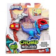 Chomp Squad Extintor Rex Dinossauro Backsplash Playskool Heroes E1457 - Hasbro E0834