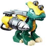 Chomp Squad Brita Dino Dinossauro Drill bite Playskool Heroes E1456 - Hasbro E0834