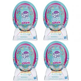 Cutie Mark Crew Confeti Festa de Casamento Pack com 4 Unidades E5966 - Hasbro
